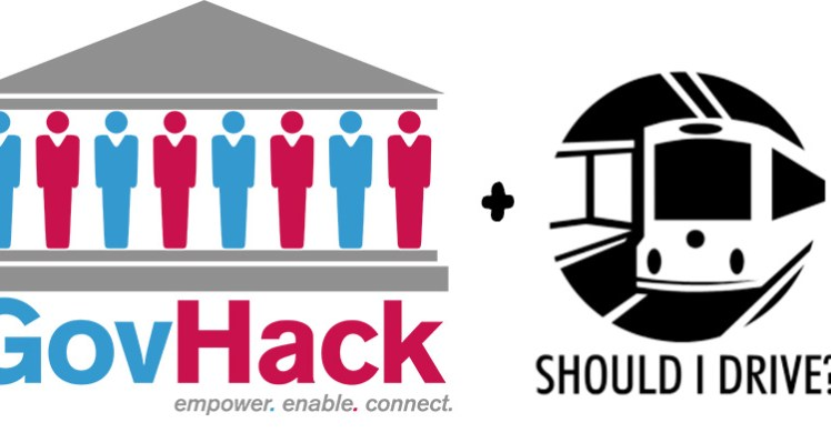 GovHack 2015 – Should I Drive?