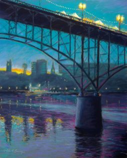Celebration on the Bridge - Knoxville's 225th Birthday
