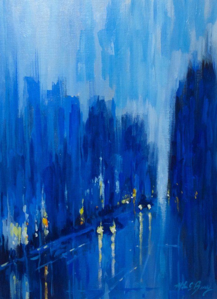 Boulevard Nocturne II