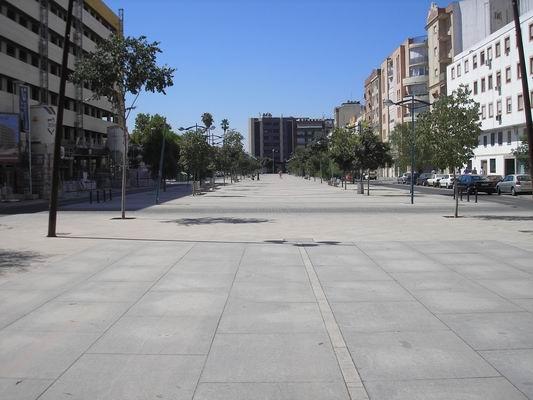 Bulevar Hernán Ruiz en 2005