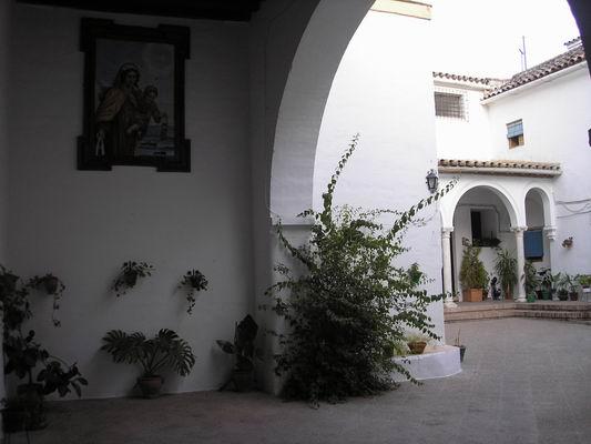 Patio conventual de Córdoba