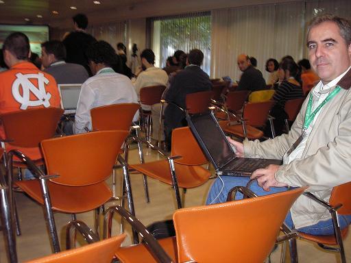 Evento Blog España 2006