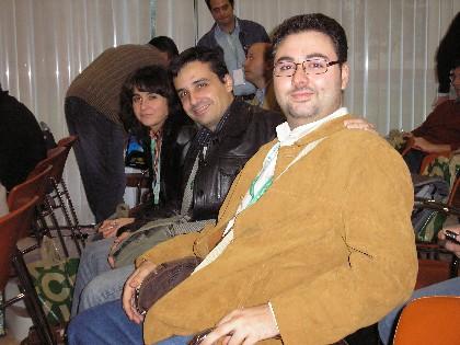 Participantes en el EBE06