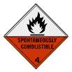 El peligro de la combustión espontánea del aceite de linaza