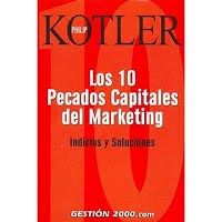 Portada libro Kotler de marketing