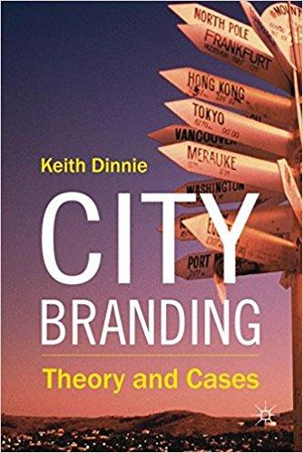 Libro clave para concepto City Branding