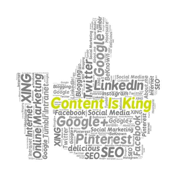 Inbound Marketing means providing the information your potential buyers are searching for