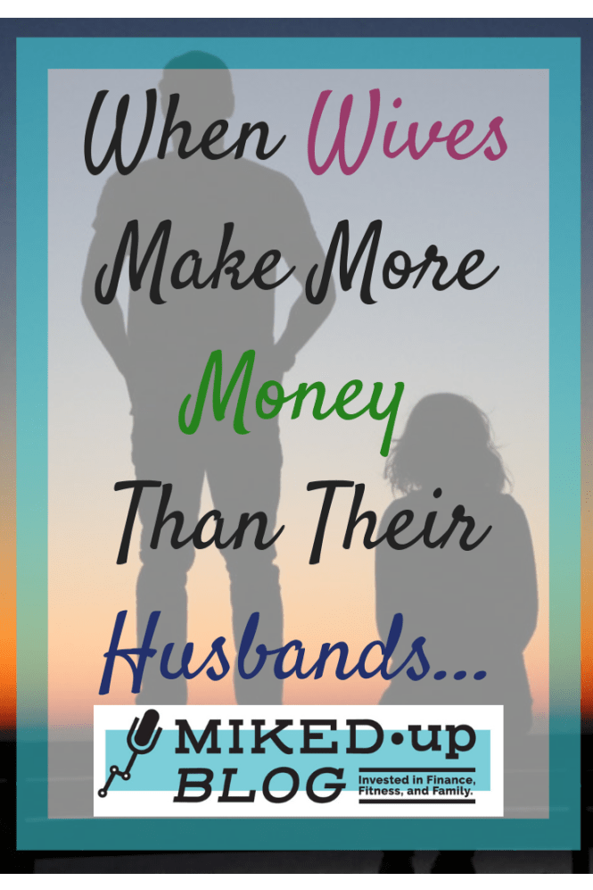 when wives make more money than their husbands #income #marriage #femalebreadwinner #communication