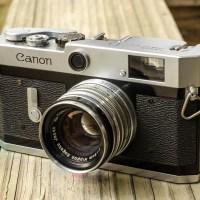 Canon P (1961)