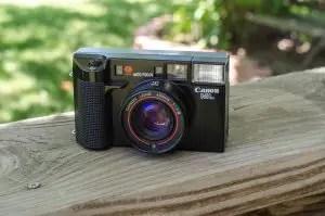Canon AF35ML (1981) - mike eckman dot com