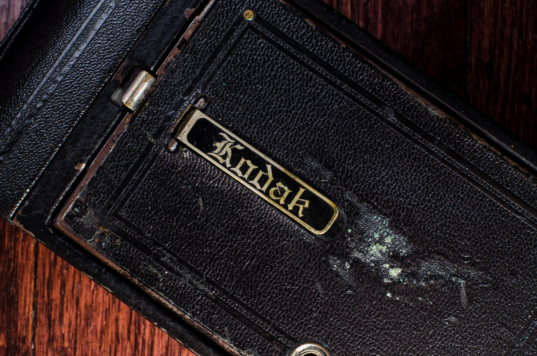 Kodak No 1A Pocket Kodak (1926) - mike eckman dot com