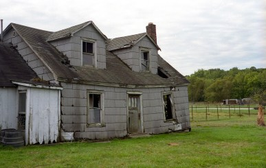 Anyone interested in a fixer upper? Cheap!