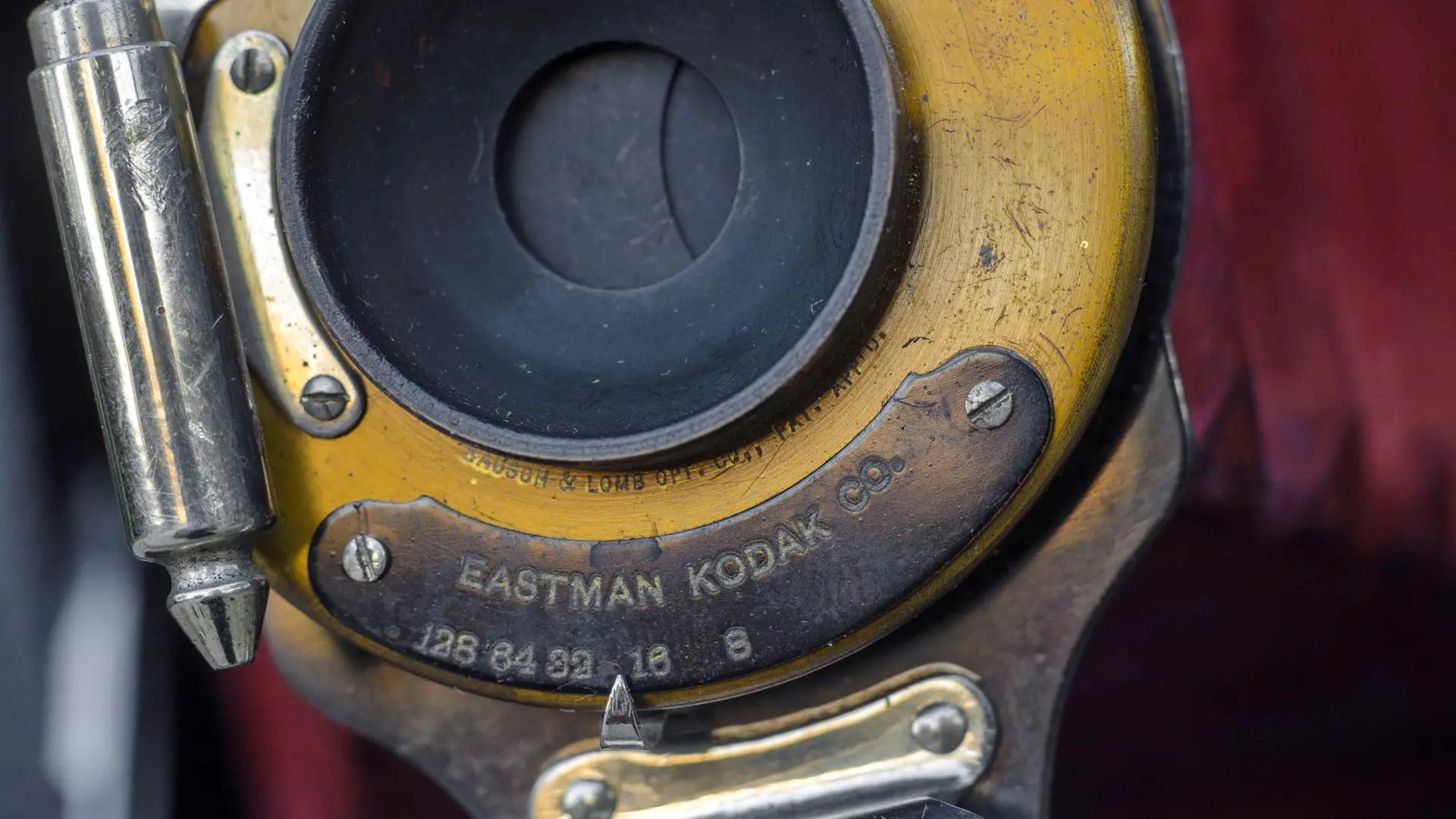 Kodak No. 3A Folding Brownie