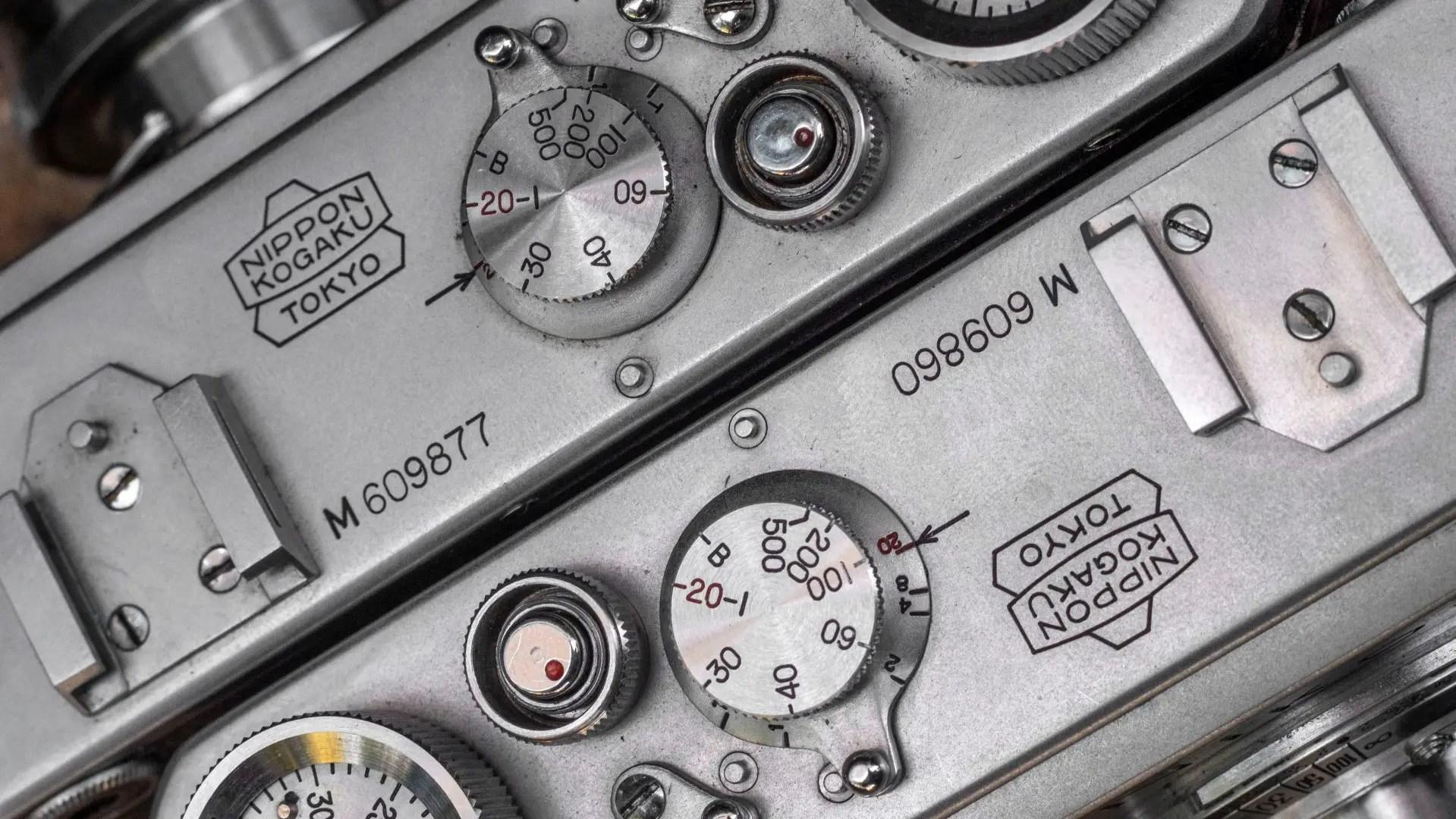Nikon Rangefinders