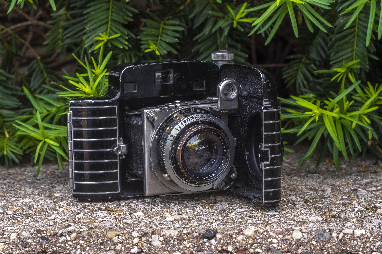 Kodak Bantam Special (1936) - mike eckman dot com