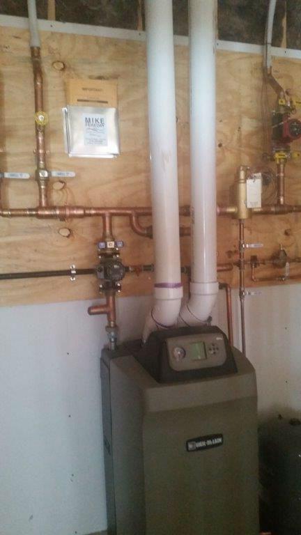 In-Floor Heating 1