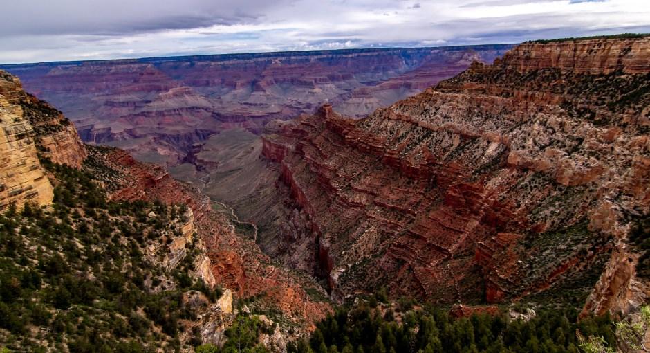 The Grand Canyon - Pipe Creek Vista