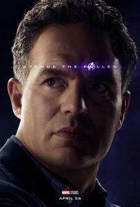 Mark Ruffalo as Bruce Banner / Hulk