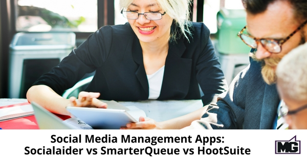 Social Media Management Apps_ Socialaider vs SmarterQueue VS HootSuite