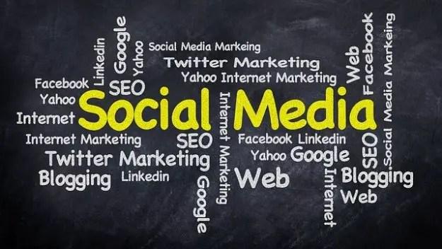 social-media for bloggers