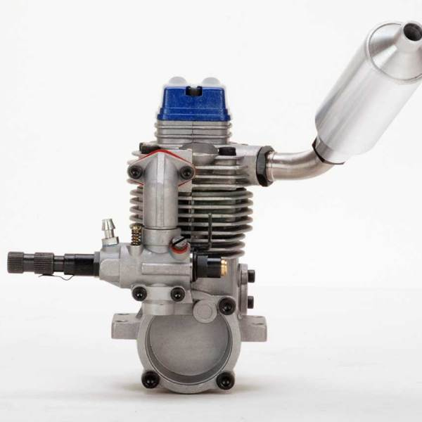Magnum XL 52 4 Stroke Aircraft Engine Rear View