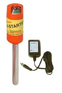 NiStarter, Extra Long, meter & charger Image