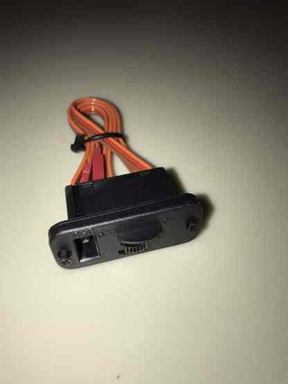 receiver power switch