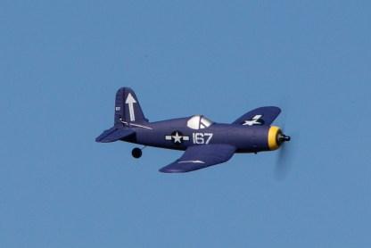 Rage F4U Corsair Micro RTF Airplane 2
