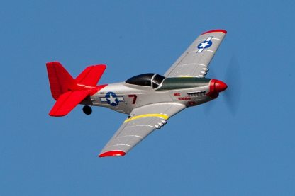 Rage P-51D Mustang Micro RTF Airplane