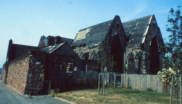Our Lady Immaculate Roman Catholic Church, Everton, Liverpool (1990)