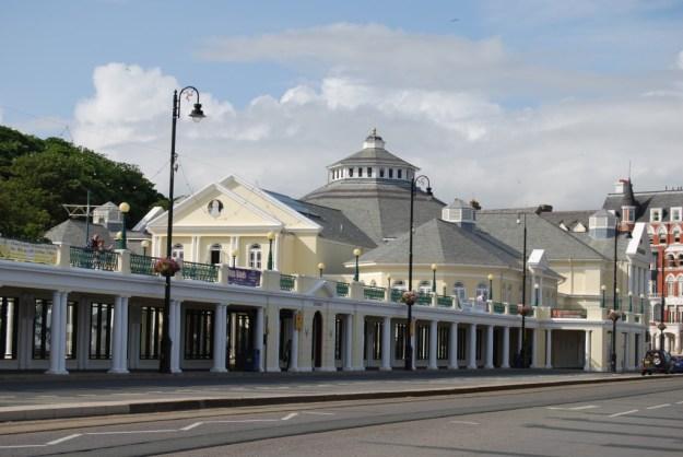 Villa Marina, Douglas Promenade, Isle of Man