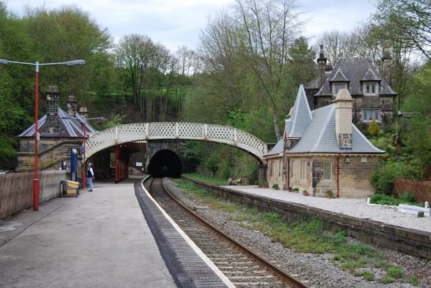 Cromford Station, Derbyshire