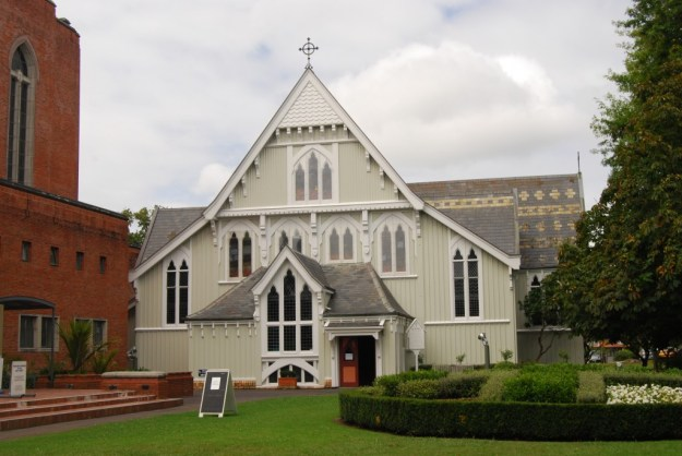 Old St Mary's Church, Auckland, New Zealand