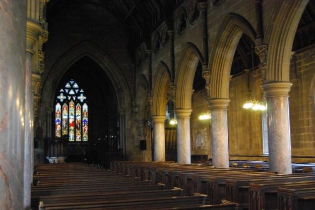 Unitarian Church, Todmorden, West Yorkshire