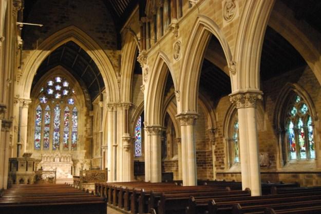 All Souls' Church, Haley Hill, Halifax, West Yorkshire