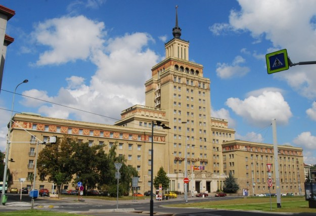 Crowne Plaza Hotel, Prague, Czech Republic