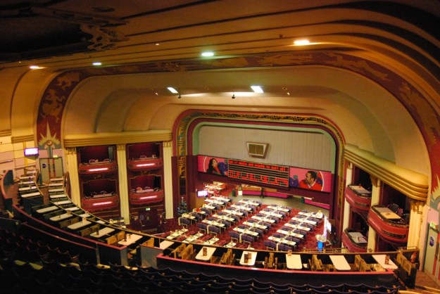 Former Garrick Theatre, Southport, Lancashire