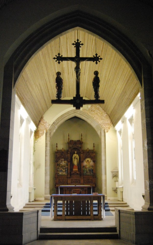 St Cecilia's Church, Parson Cross, Sheffield (August 29th 2013)
