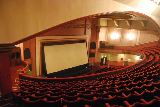 Futurist Cinema, Scarborough, North Yorkshire (September 2013)