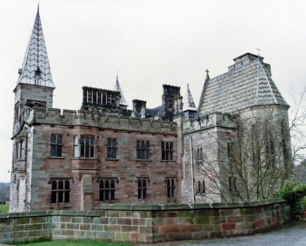 Alton Castle, Staffordshire