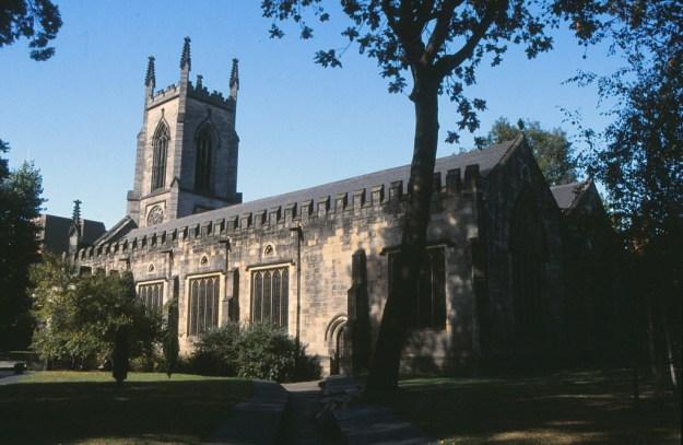 St John the Evangelist Church, Briggate, Leeds