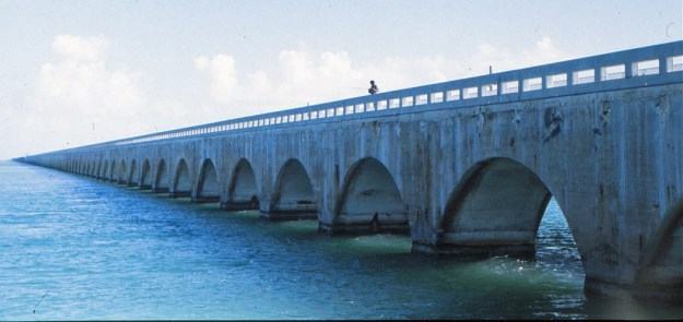 Florida Oversea Railway:  Seven Mile Bridge