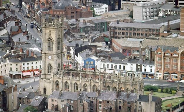 St Luke's Church, Liverpool (1979)