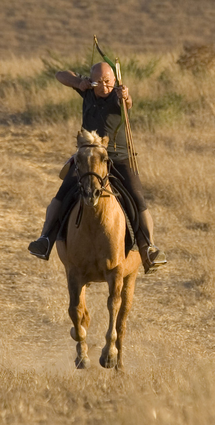 Horse Archer Mounted Archer Horse Archery Mounted