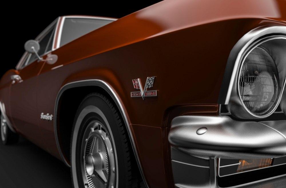 chevrolet impala 1965