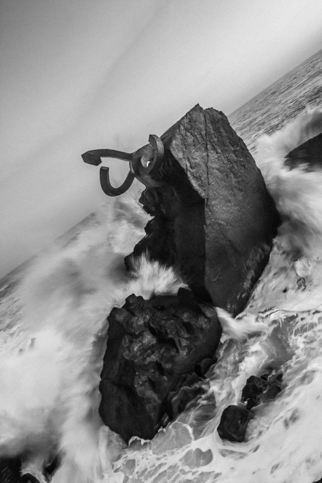 foto 3 del Peine del viento Mikel Uzkudun Carrizo