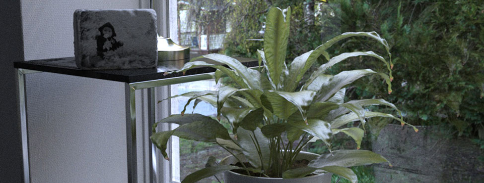JohannesL Window Corner para Thea y C4D