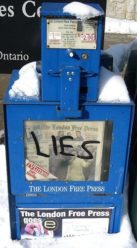 Lying Liars and the Lies We Spread – A Roundup
