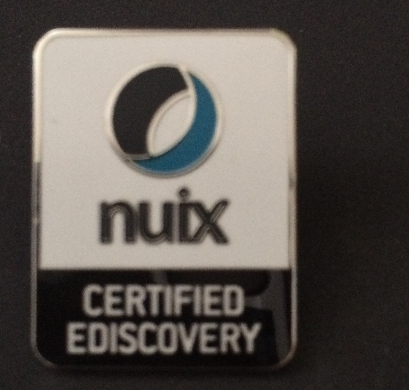 Nuix Certifications