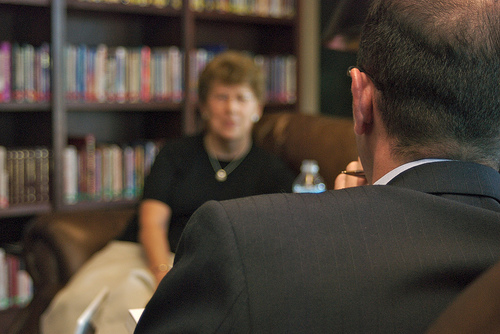 Linked – Could Regular Interviews Help Law Firms Retain Valuable Staff?